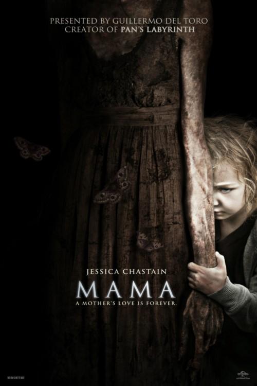 دانلود فیلم Mama 2013